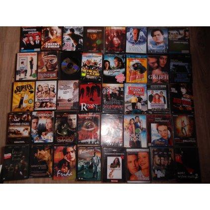Zestaw filmów dvd ok 240 sztuk!tylko 2 zł/sztuka na prezent łap!