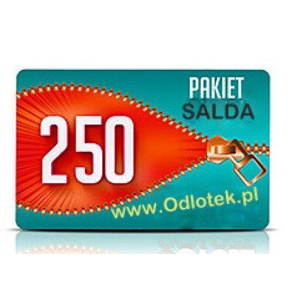 Pakiet 50 wirtualnych złotówek do twojego salda