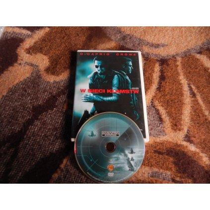 Film na dvd -W SIECI KŁAMSTW lEONARDO DI CAPRIO,CROWE ekstra film